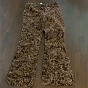 Kenneth Cole flare pants size 10